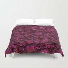 Jagged Stone 2A Duvet Cover