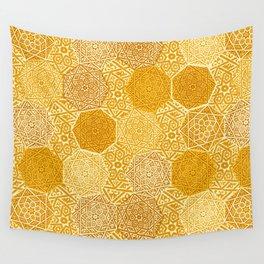 Saffron Souk Wall Tapestry