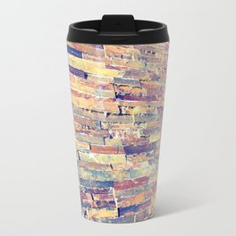 Waterfall Wall Version 1 Travel Mug