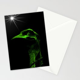Mr Emu Stationery Cards