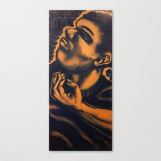 Strugglin Canvas Print