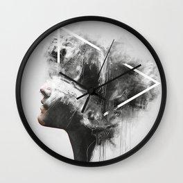 Nefretete Wall Clock