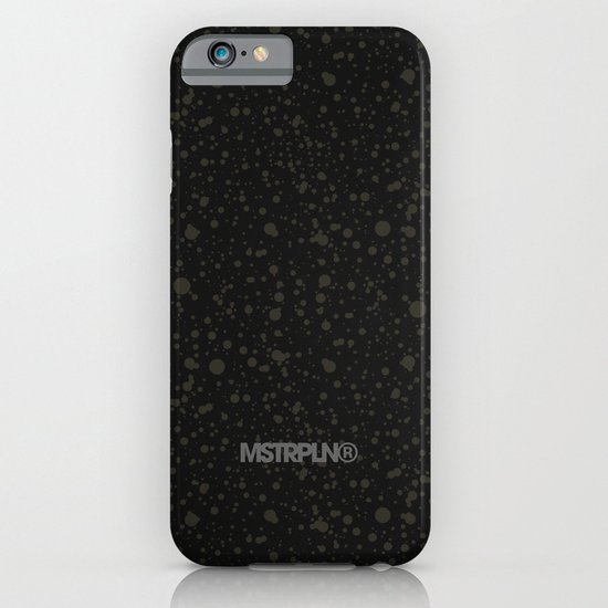 Trail Status / Technical Black iPhone & iPod Case