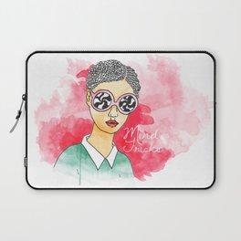 Mind Tricks Laptop Sleeve