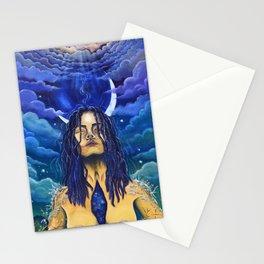 Acceptance: Golden Goddess Stationery Cards