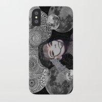 bjork iPhone & iPod Cases featuring Bjork by Luna Portnoi