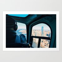 [№30] Freedom Tower Flyby Art Print