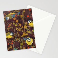 Beautiful Bluetits Stationery Cards