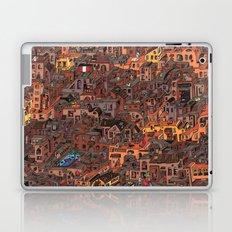 Gold Favela Laptop & iPad Skin