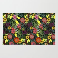 fruits and flowers Rug
