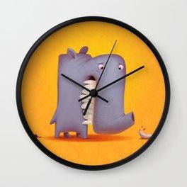 Little lover Wall Clock