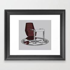 Imperial Walker Framed Art Print