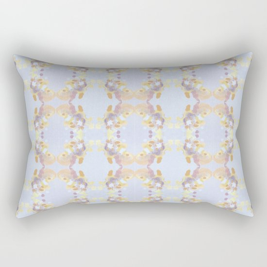 On Butterfly Wings Rectangular Pillow