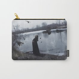 SWAMP RAVEN Carry-All Pouch