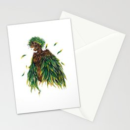 Nature's Lady Stationery Cards