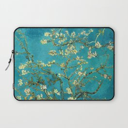 Vincent Van Gogh Blossoming Almond Tree Laptop Sleeve