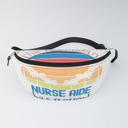 The Legendary Nurse Aide Has Retired Fanny Pack