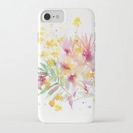 fiori I iPhone Case