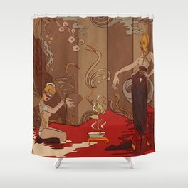 FETISH DECO Shower Curtain