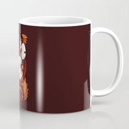 Karma Stained Glass Coffee Mug