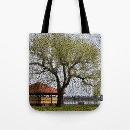Lake Wendouree Pavilion Ballarat Tote Bag