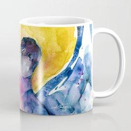Luke Angel by Kathy Morton Stanion Coffee Mug
