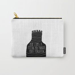 Here It Comes Carry-All Pouch