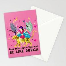 Be like Durga Stationery Cards