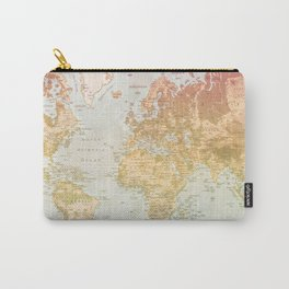 Pastel World Carry-All Pouch