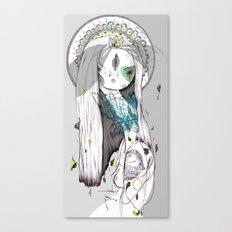 Melancholia, What's Your Rhythm? Canvas Print