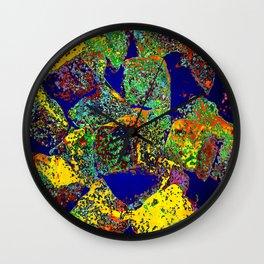 cuboid 155 Wall Clock