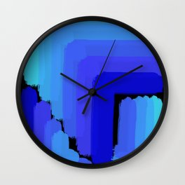 Karol By Day Wall Clock