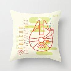 MNML: YT-1300 Throw Pillow