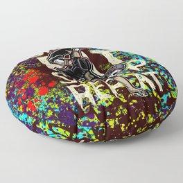 Skate Floor Pillow