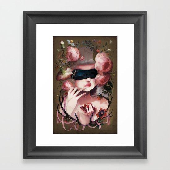 So tasty... Framed Art Print