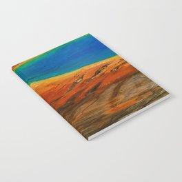 Grand Prismatic Lake Notebook