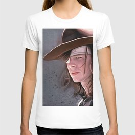 Carl Grimes Before The Fall - The Walking Dead T-shirt