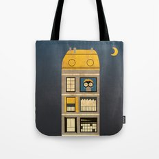 Night spy Tote Bag