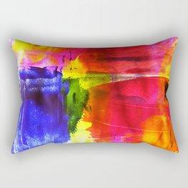 Joyful color Rectangular Pillow