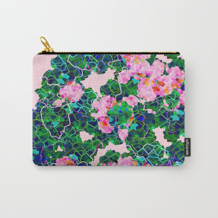Cherry Blossom Girl Carry-All Pouch