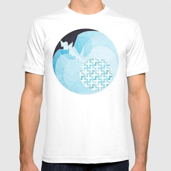 Apple Sleeping T-shirt