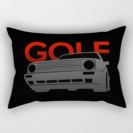 Volkswagen Golf Rectangular Pillow