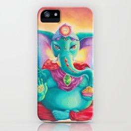 Ganesha AKA Ganesh  iPhone Case
