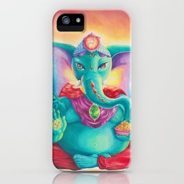Ganesha AKA Ganesh  iPhone Case