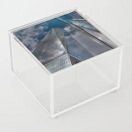 World Trade Center Acrylic Box