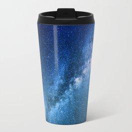 Blue Space Travel Mug