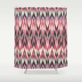 Dreamhaze Tribal Shower Curtain