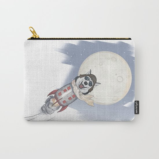 The cool Husky Pilot Carry-All Pouch