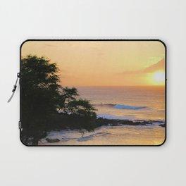 Sunset Surfer Laptop Sleeve