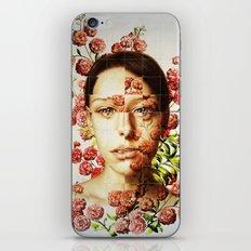 Face #1 iPhone & iPod Skin